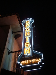 The Spanish Kitchen Storefront